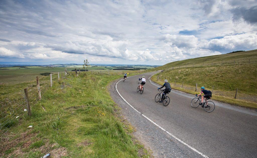 Cycle Lay Scotland Skinny Tweed 2019