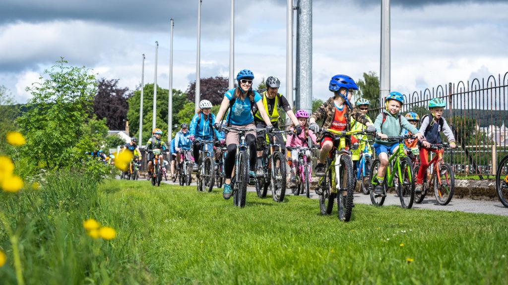 GO e-bike Family Ride 2019
