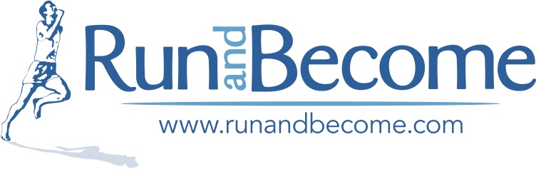 Run and Become Logo