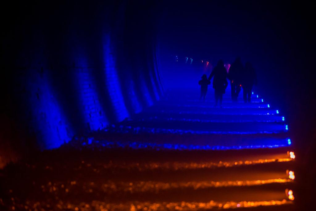 Tweed Valley Tunnel Trail Walk