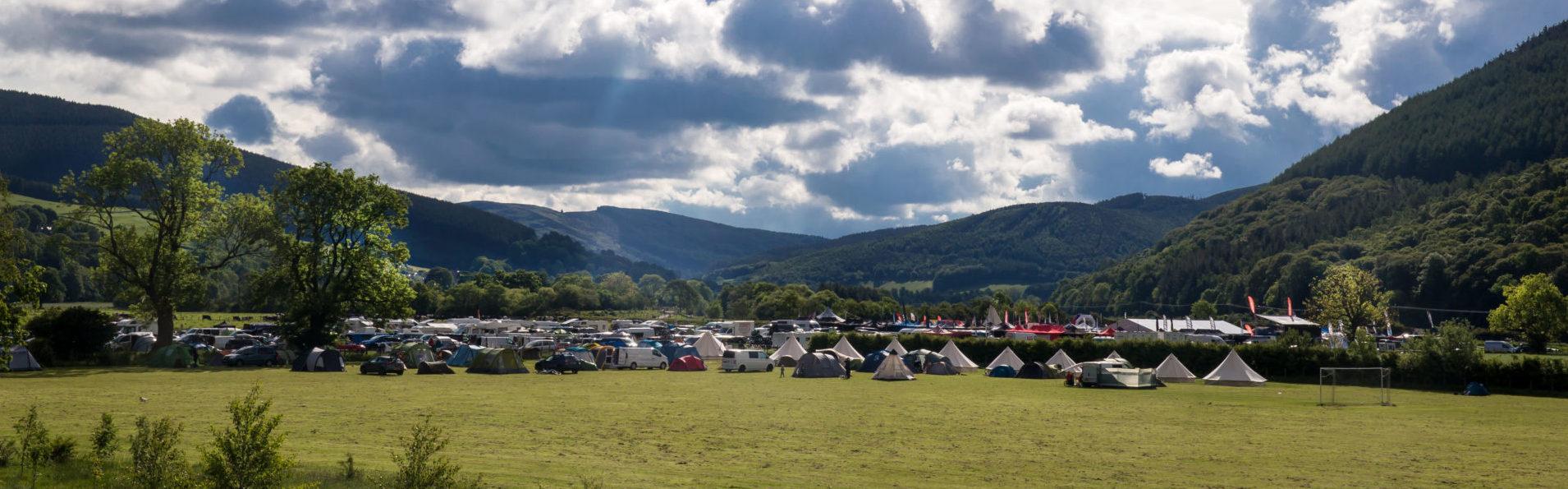 TweedLove Camping